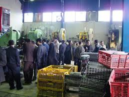 صنعتگران آذربایجان شرقی از صنایع غذایی ارومیه بازدید می کنند