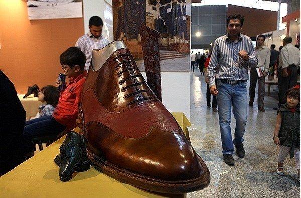 صنعت کفش تبریز به موزه رفت