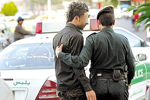 حضور پلیس در خیابانهای تبریز پررنگ تر می شود