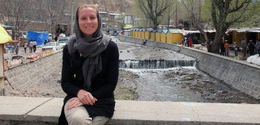 زندگی حیرت انگیز ایرانی ها از نگاه توریست زن آلمانی