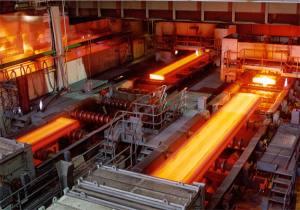 بازدید اصحاب رسانه از کارخانه تولید آهن اسفنجی میانه