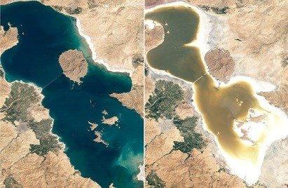 برای دریاچه ارومیه، اعتبارات ویژه لازم است
