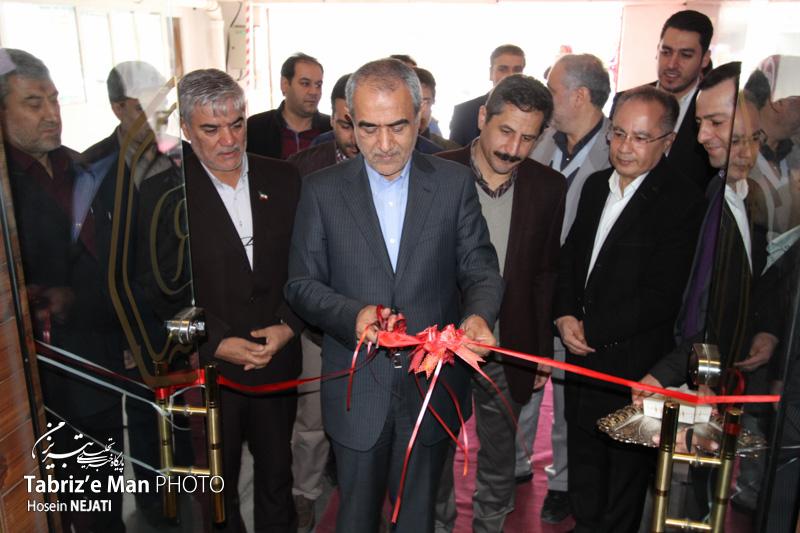 گزارش تصویری  افتتاح مرکز اسپا و تندرستی دکتر رحیمی