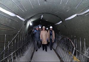 سرمایه گذاری ۳۰۰ میلیارد تومانی در تونل انرژی تبریز