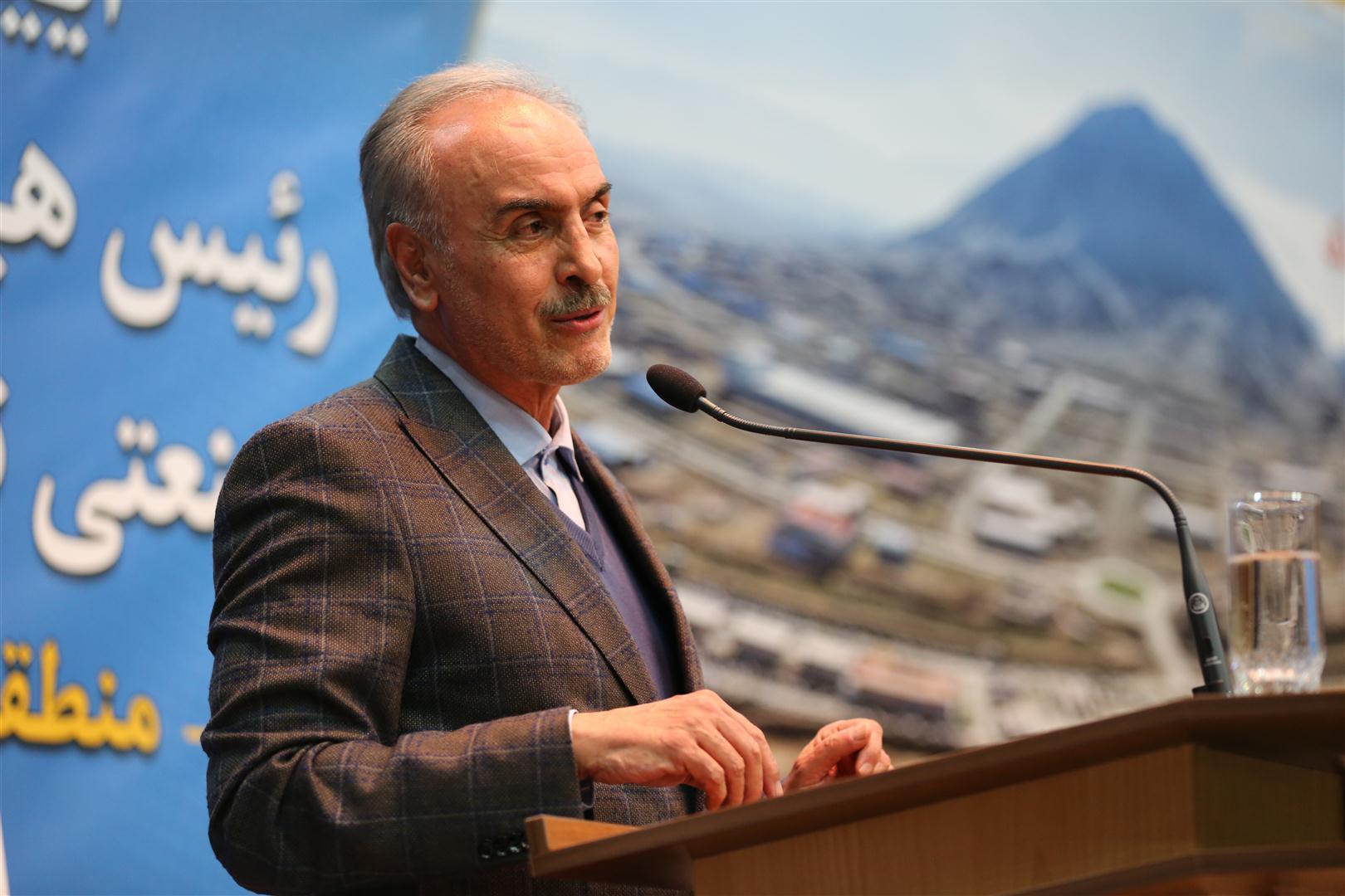 آزادسازی بخشی از اراضی کیامکی و مراکان در محدوده منطقه آزاد ارس