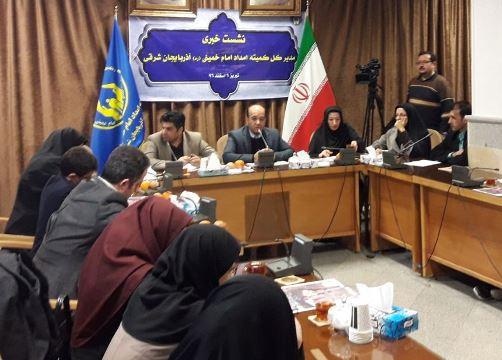 کمیته امداد آذربایجان شرقی در صدد ایجاد ۱۹هزار شغل جدید