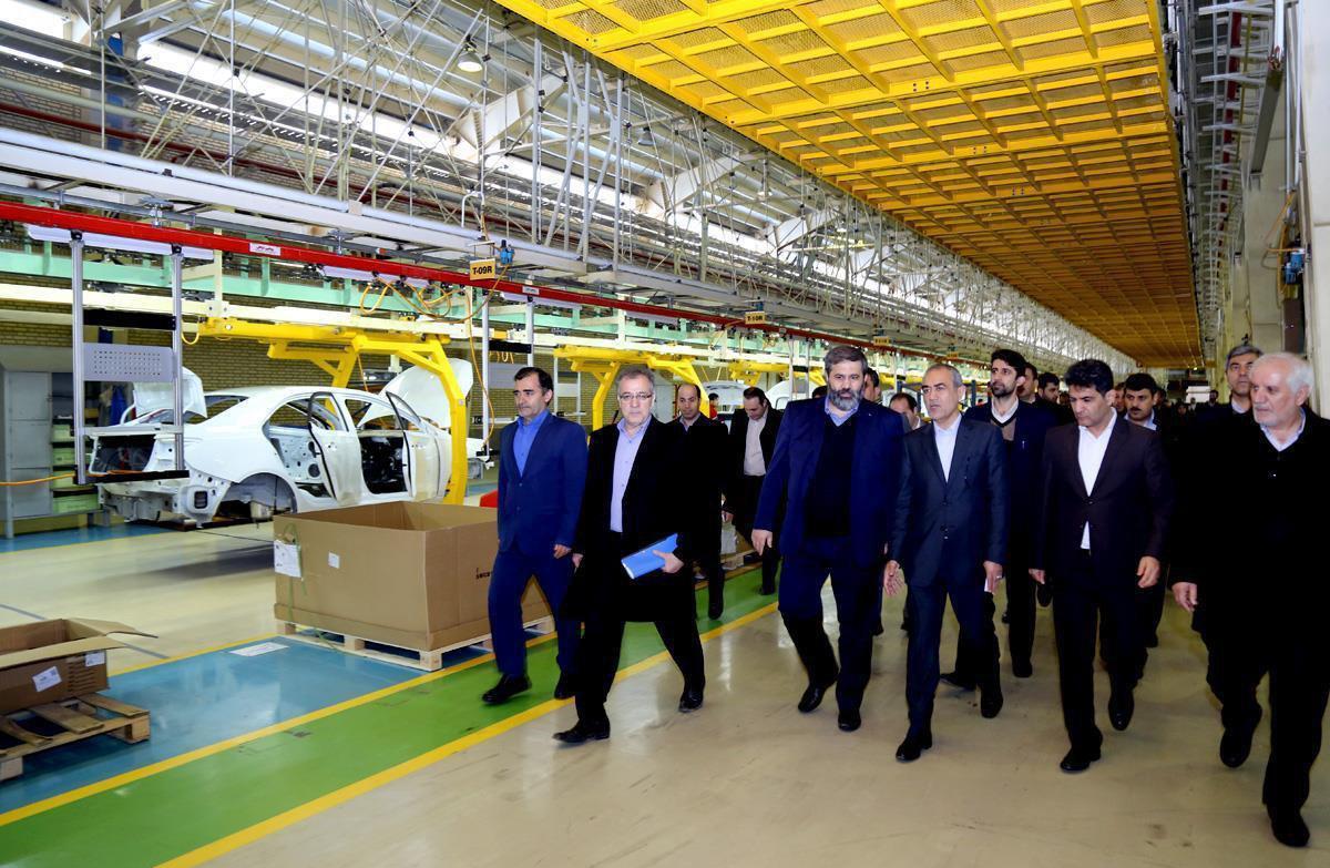 برند خودرو MG حق آذربایجان است