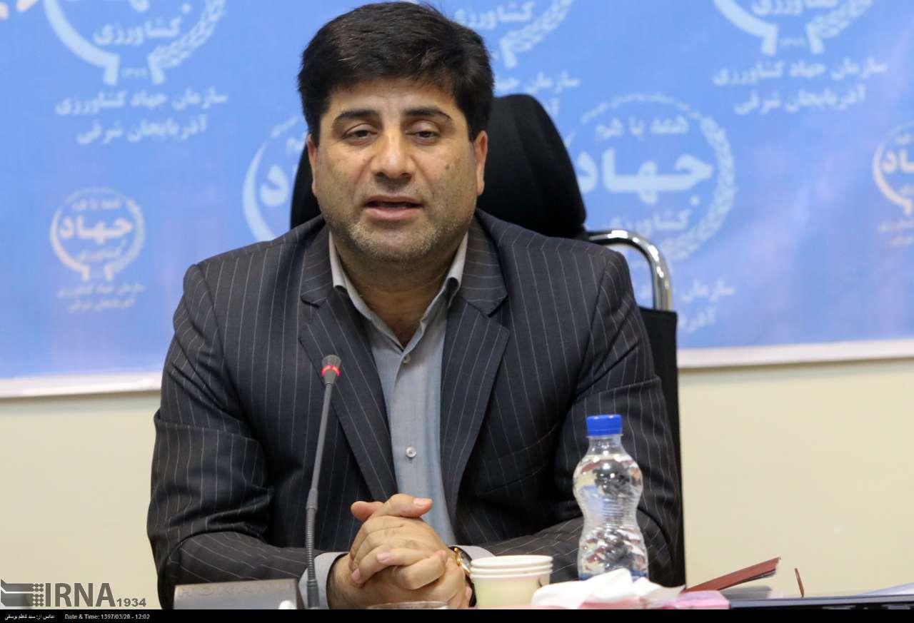کشاورزی، عامل اشتغالزایی برای جوانان در آذربایجان شرقی
