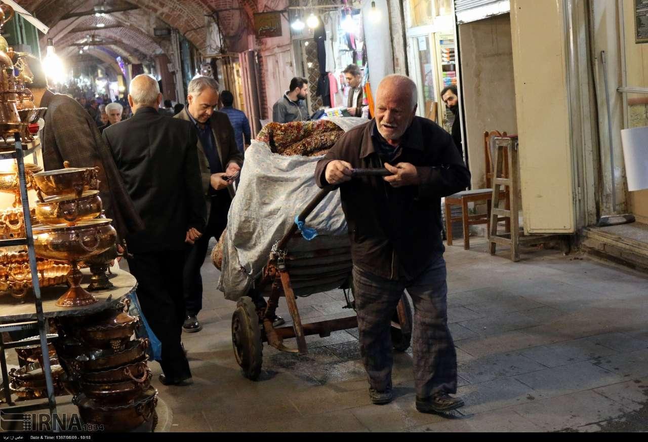 نرخ پائین مشارکت اقتصادی درآذربایجان شرقی