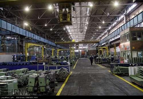 استقرار۵٫۶۵درصد واحدهای صنعتی کشور در آذربایجان شرقی