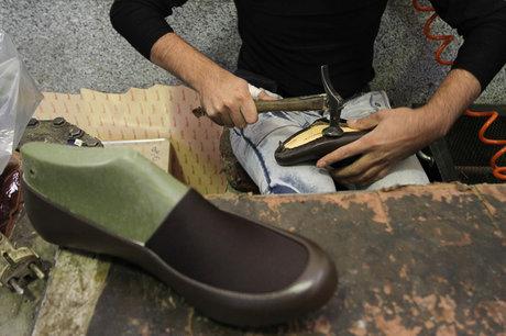 ۳۰ میلیون جفت کفش درآذربایجان شرقی  تولید می شود