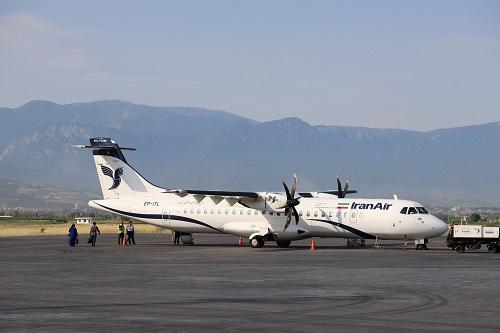 راه اندازی خط هوایی تبریز- گرگان