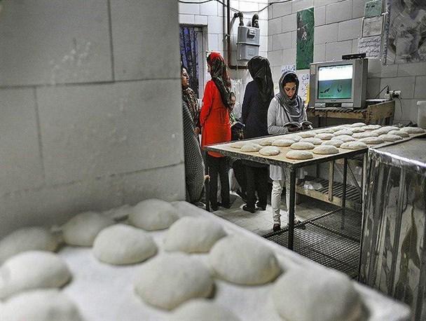 نان گران و بی کیفیت دردست شهروندان تبریزی