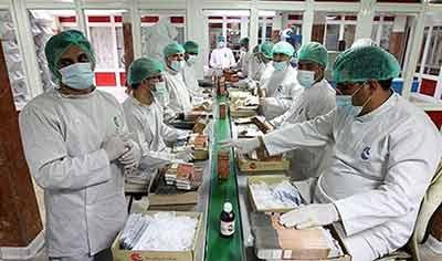 کارخانه های دارو سازی آذربایجان شرقی به دنبال جلوگیری از کاهش تولید