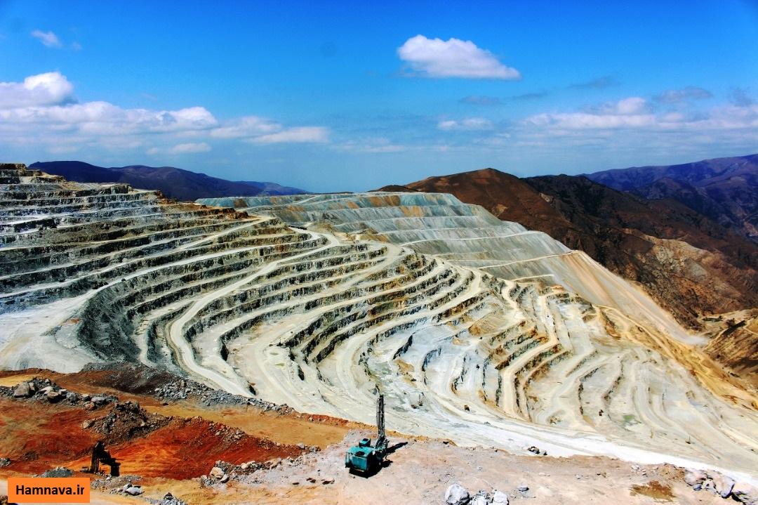 احداث  کارخانه تغلیظ فاز ۳ مجتمع مس سونگون