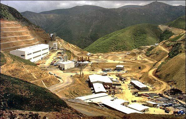 تکمیل پروژه های معدنی