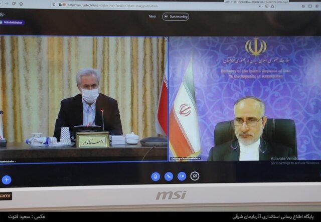 قزاقستان تنها کشوری است که ترانزیت و مبادله کالا با ایران را بی وقفه ادامه می دهد