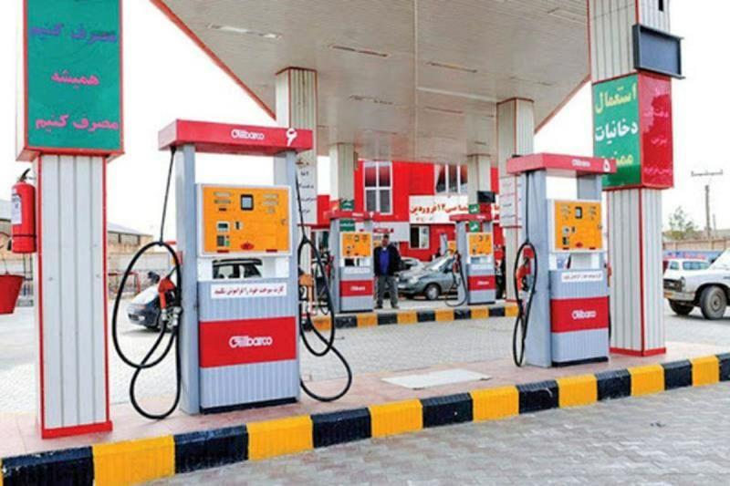 مکمل های  صنعتی بنزین مورد تائید نیست
