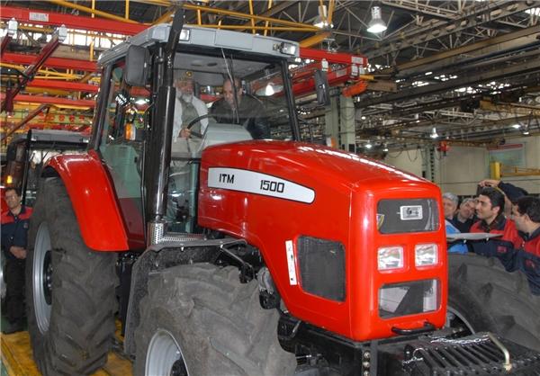 التماس کشورهای اروپایی برای خرید قطعات تراکتور