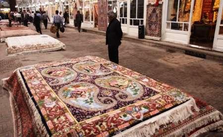صنعت فرش تبریز در کما
