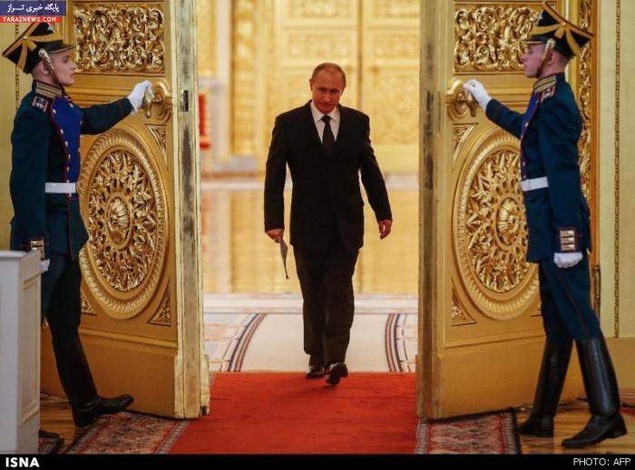 انتشار اموال پوتین