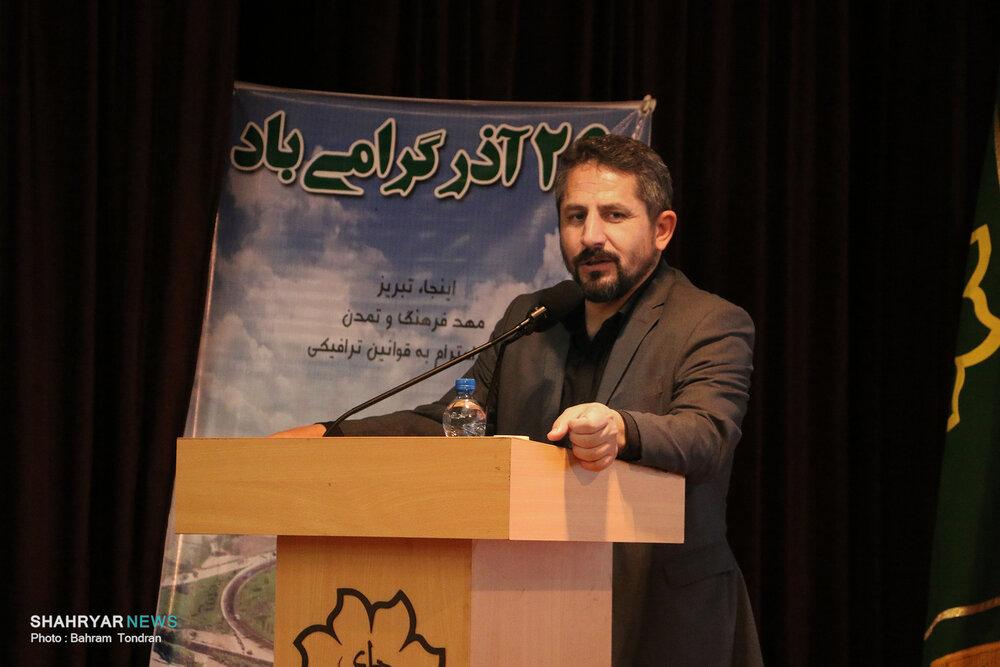 توسعه حملونقل ایمن و پاک در تبریز