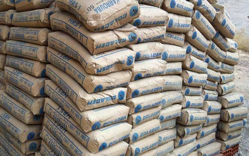 نوسان قیمت سیمان از۲۲تا۶۰ هزار تومان